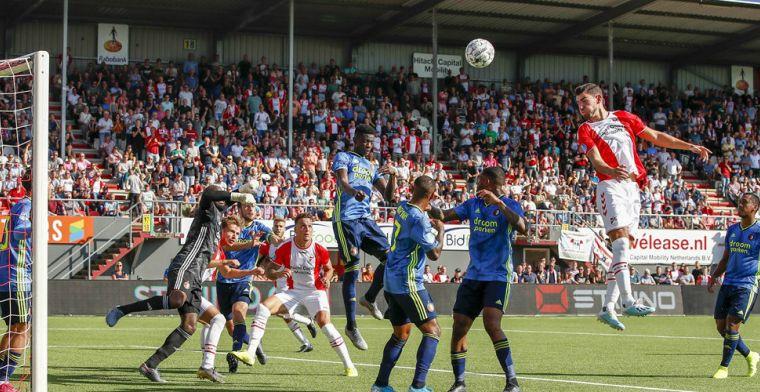 'Labiel' Feyenoord: 'Maar 't zou ook zomaar kunnen dat ze met 3-0 van Ajax winnen'