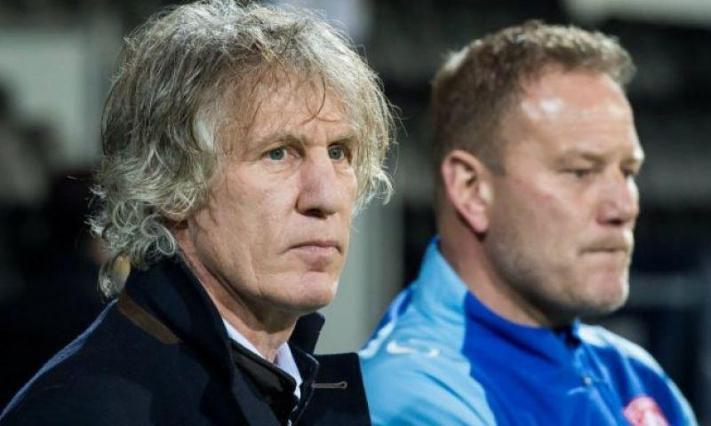 Afbeelding: Verbeek 'solliciteert' bij Heerenveen: 'Mooi als ik paar jaar de kar kan trekken'