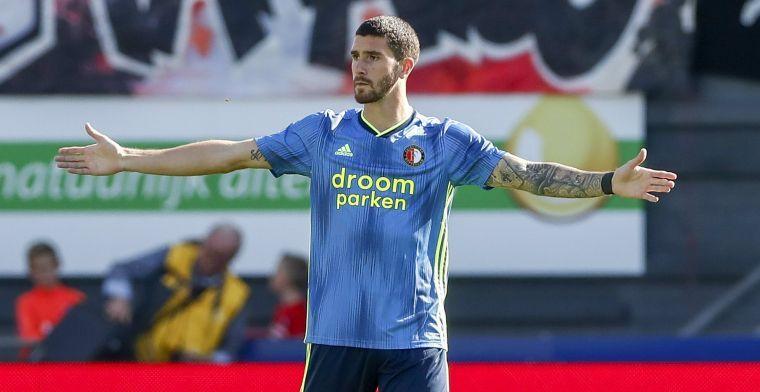 Slechte start Senesi: 'Denk dat Feyenoord nog hoop lol aan hem gaat beleven'
