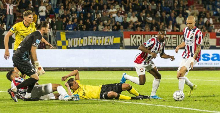 Update: Transfervrije keeper overtuigt en tekent voor negen maanden bij Willem II