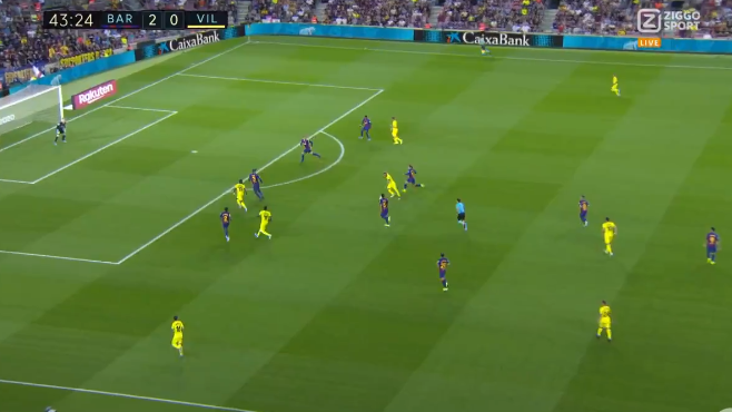 'Heilige' Cazorla doet iets terug tegen Barça met héérlijke zwabberbal
