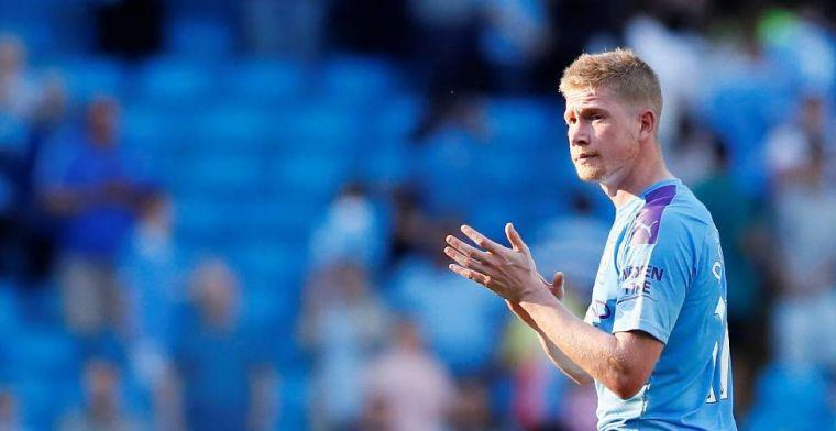 Vanhaezebrouck ziet de ideale ploeg voor De Bruyne: Bijna niet te counteren