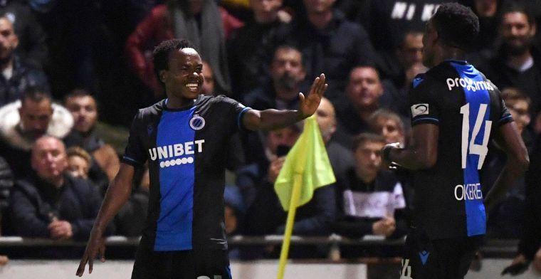Beker van Belgie: Tau bevrijdt Club Brugge, AA Gent boekt ruime zege