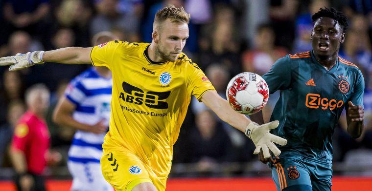 'Erg aanwezig, we krijgen steeds meer de Hidde te zien voordat hij naar PSV ging'