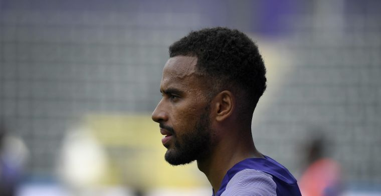 """Thelin na winning-goal voor Anderlecht: """"Ik maak de keuzes niet"""""""