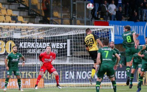 Afbeelding: NAC lost De Graafschap af als koploper, Pierie scoort bij ruime zege Jong Ajax
