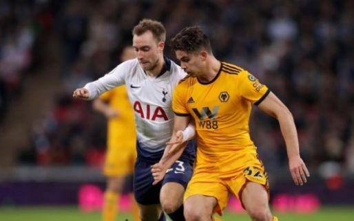 Afbeelding: Tottenham wint met een man minder, Dendoncker pakt met Wolves de drie punten