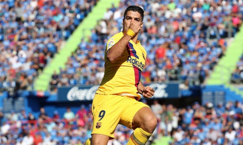 Afbeelding: Barcelona klaart de klus zonder Messi: 0-2 zege op het veld van Getafe