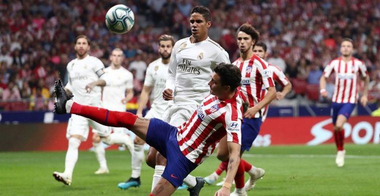Koppositie Real op de tocht: teleurstellende Madrileense derby eindigt onbeslist