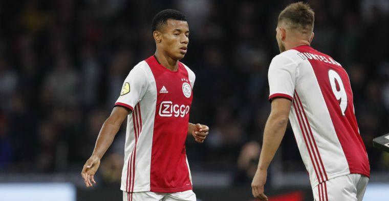 Neres moet vrezen bij Ajax: Je kan haast niet meer om hem heen