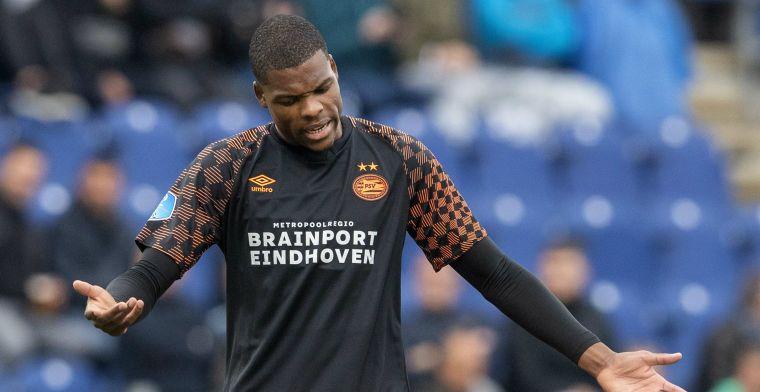 Dumfries voelt klik met PSV-aankoop: 'Dat heeft niets te maken met Bruma'