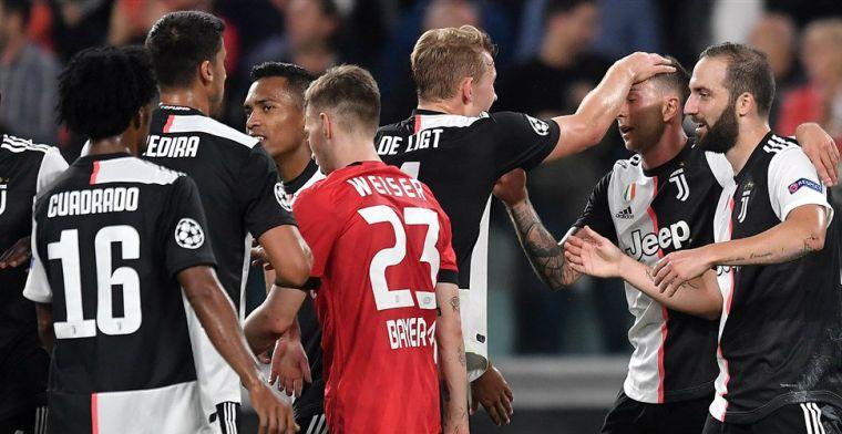 Zonder De Bruyne wint Manchester City moeizaam, Juventus zet Leverkusen opzij