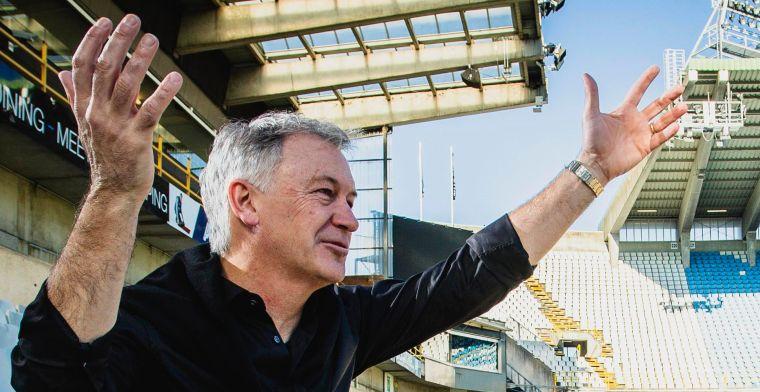 Degryse heeft advies voor Club Brugge: Dat hebben ze niet graag