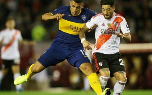 Afbeelding: River Plate klopt rivaal Boca in spijkerhard duel en kan Copa-finale al ruiken