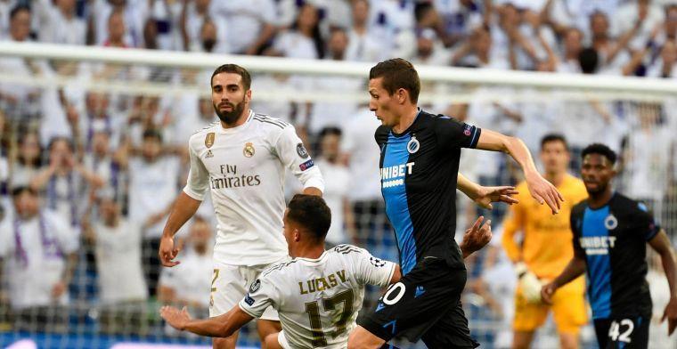 Huh? L'Equipe geeft maar 4 voldoendes aan Club Brugge, een 3 voor Vormer