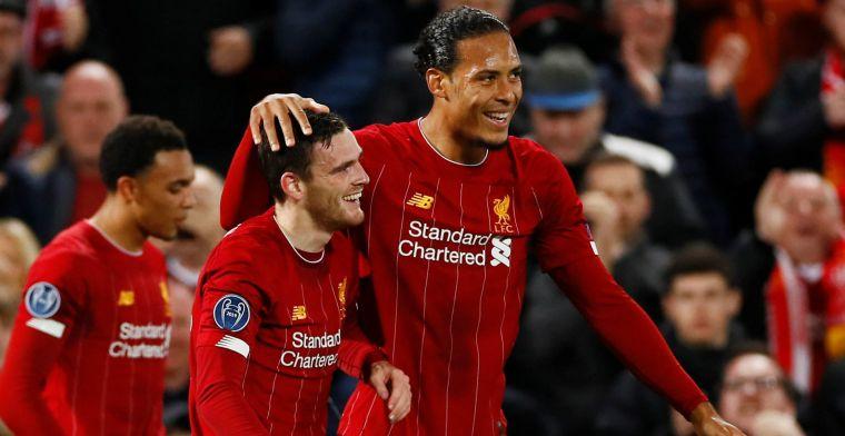 Champions League: Liverpool wint spektakelstuk, comeback Barça, zege Chelsea