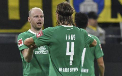 Afbeelding: Klaassen zei nee tegen transfer: 'Wilde niet na een jaar weg bij Werder Bremen'