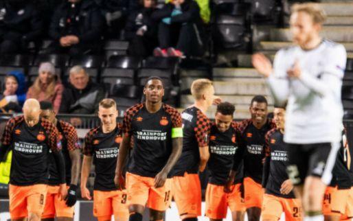 Afbeelding: Spelersrapport: hoogste cijfers voor twee PSV-aanvallers, één onvoldoende