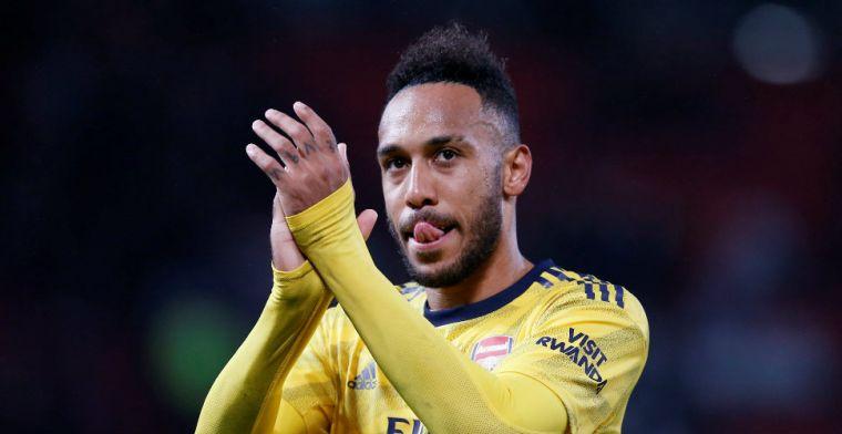 Aubameyang haalt hard uit richting Dortmund-directeur: 'Jij bent zo'n clown'