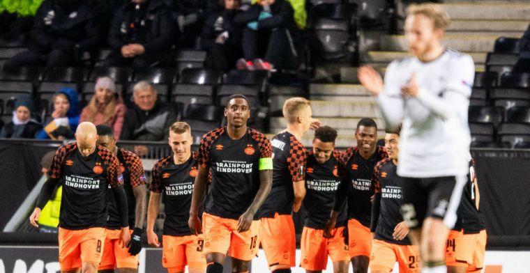 Spelersrapport: hoogste cijfers voor twee PSV-aanvallers, één onvoldoende