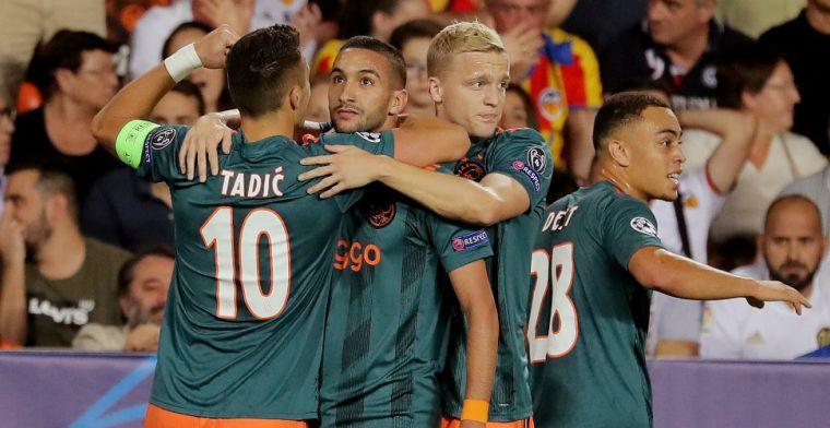 Nederlandse media kijken kritisch naar Ajax: 'Bij rust 0-2, was onbegrijpelijk'