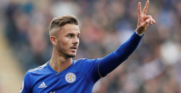 Manchester United ziet nieuwe man van 90 miljoen rondlopen in Leicester