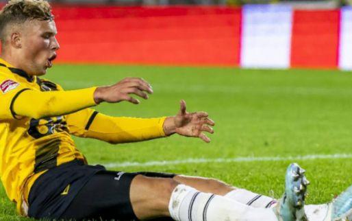 Afbeelding: NAC Breda is periodekampioen, Jong Ajax slacht Eindhoven, Cambuur wint topper