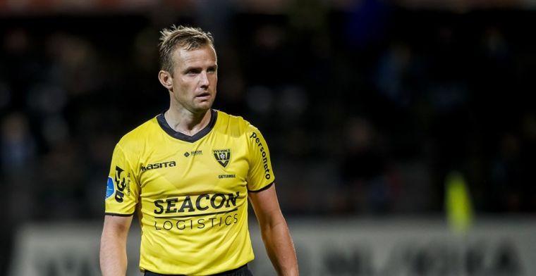 'Altijd al nieuwsgierig geweest naar Eredivisie, misschien blijf ik wel drie jaar'