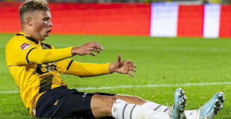 NAC Breda is periodekampioen, Jong Ajax slacht Eindhoven, Cambuur wint topper