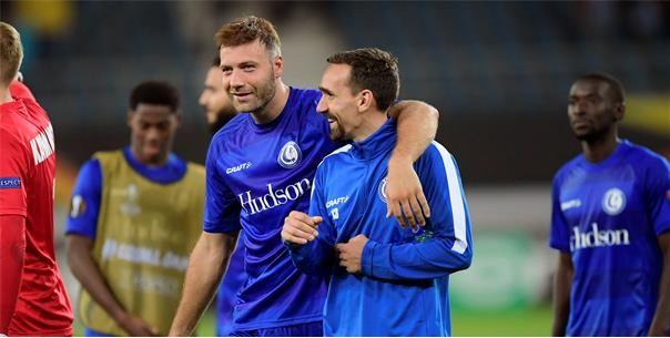 Gent-middenvelder Kums: We gaan naar Club Brugge om ons eigen spel te spelen