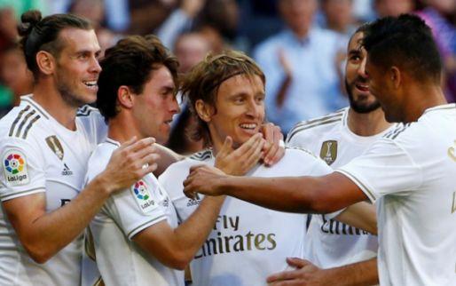 Afbeelding: Real Madrid met schrik vrij in Spaanse 'topper' na eerste doelpunt van Hazard