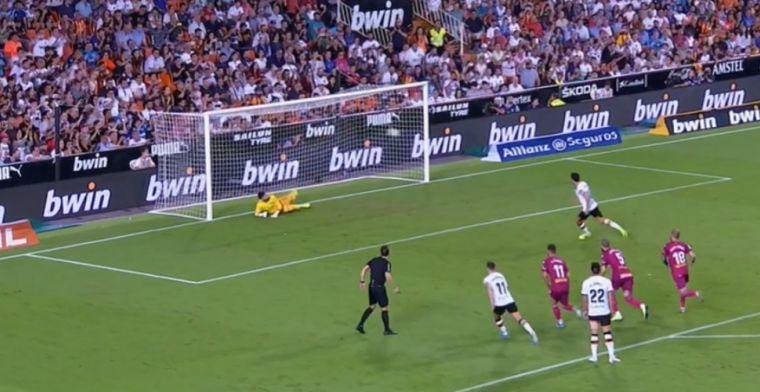 Eindbaas: Parejo scoort met Panenka tegen Alavés na gemiste strafschop tegen Ajax