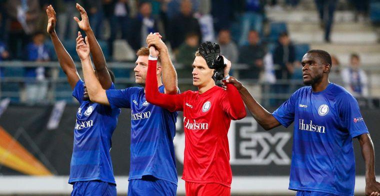 Kan AA Gent meedoen voor de titel? Niemand weet exact waar ze staan