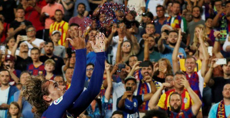 Barça wil Griezmann na eerste seizoen al opofferen voor Neymar