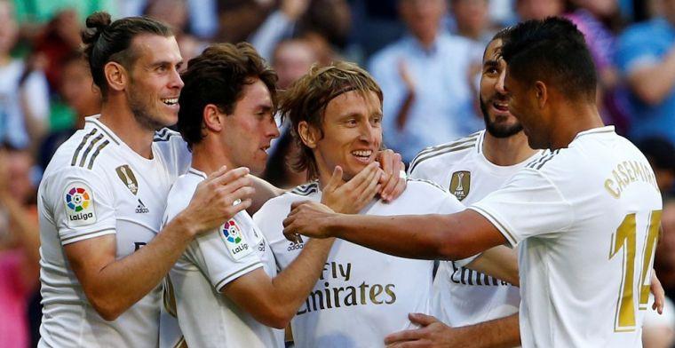 Real Madrid met schrik vrij in Spaanse 'topper' na eerste doelpunt van Hazard