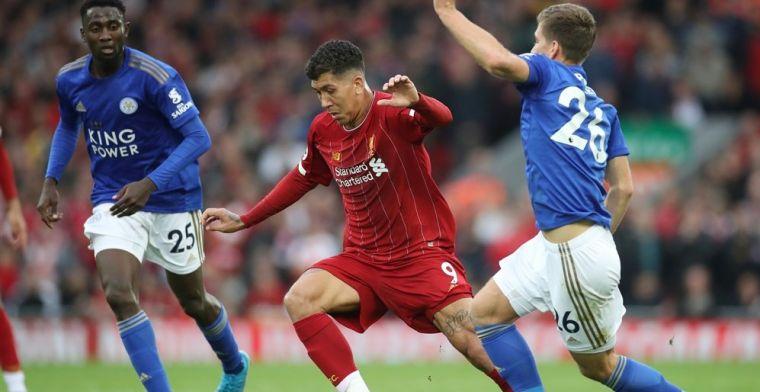 Liverpool ontsnapt op miraculeuze wijze en zet lange zegereeks alsnog voort