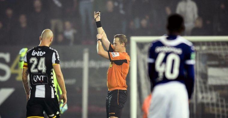 Bikkelharde kritiek op VAR na Charleroi-Anderlecht: 'Onbegrijpelijk'