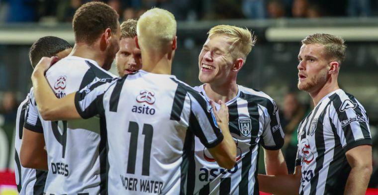 Heracles vergeet tegen weerloos FC Emmen score uit te bouwen; Dessers trefzeker
