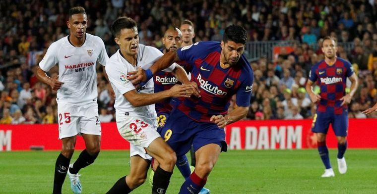 Frenkie wint 'duel der De Jongs': Barcelona overleeft eerste half uur en wint ruim