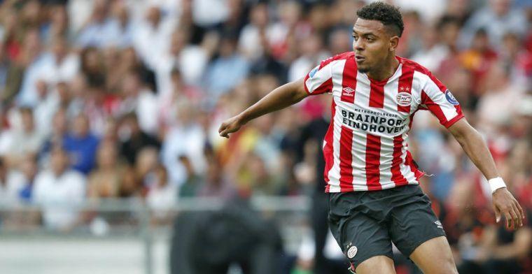 Ook AC Milan wil Malen wegkapen bij PSV