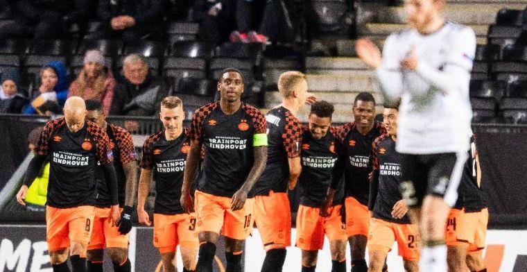 In mijn ogen wordt dit gewoon een mooi seizoen voor PSV