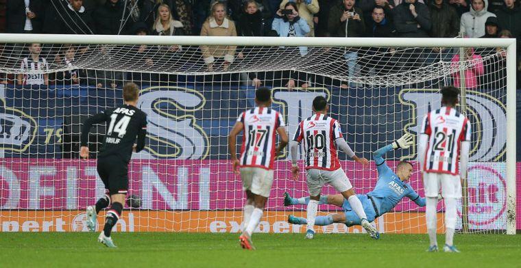 'Parejootje' van Pavlidis kost Willem II zege op AZ: twee late kaarten voor Boadu