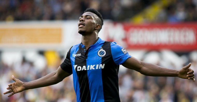 'Club Brugge wil astronomisch bedrag vangen bij transfer Dennis'