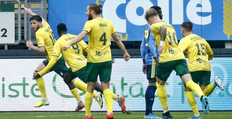 Fortuna Sittard ontmaskert Feyenoord drie dagen na Europa League-stunt