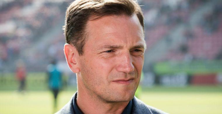 Bruggink dringt aan op Utrecht-wijziging: 'Te veel goede spelers'