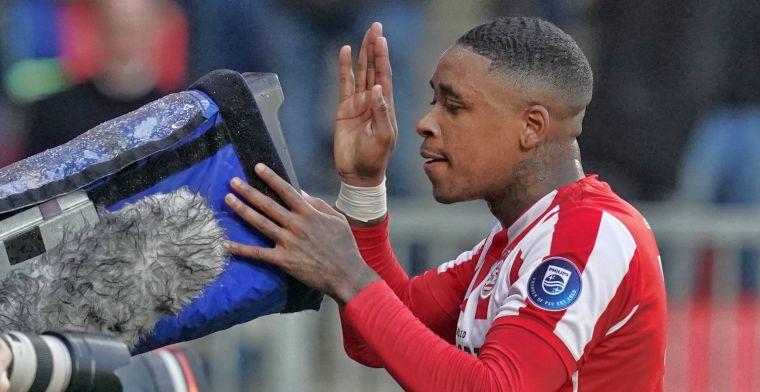 Van Bommel lichtte PSV-groep in over rouwende Ihattaren: Deze is voor jou, Mo