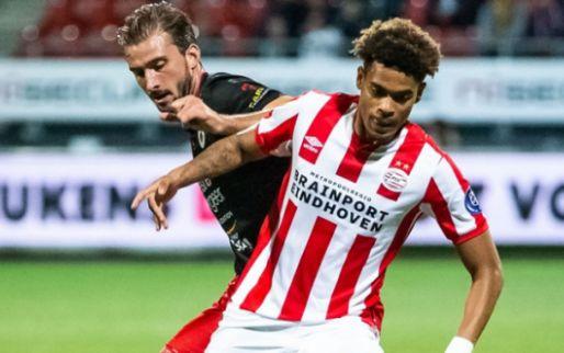Afbeelding: 'Huurling van Club Brugge maakt indruk bij Jong PSV en wordt beloond'
