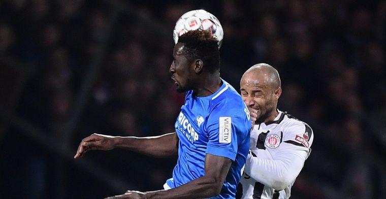 Niet geslaagd bij Anderlecht, nu rijgt Ganvoula doelpunten aan elkaar in Duitsland