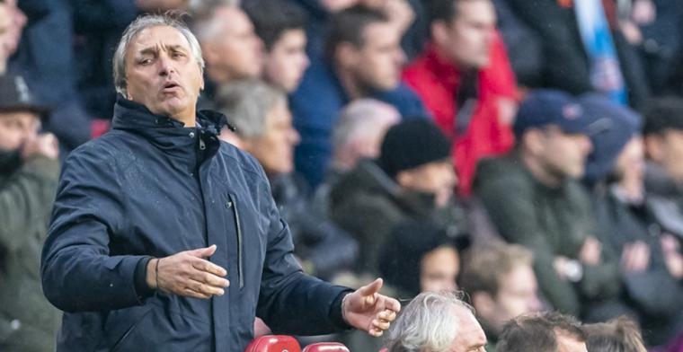 'Nu doet het me niets meer dat Feyenoord met Stam opnieuw onervaren trainer heeft'