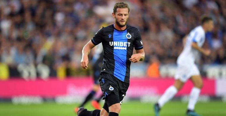 Vierde speler van Club Brugge bij Rode Duivels? Tuurlijk een optie